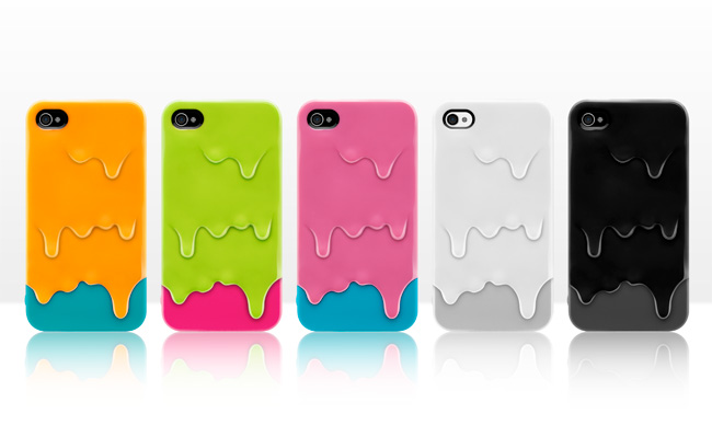 Iphon 4/4s Melt Case