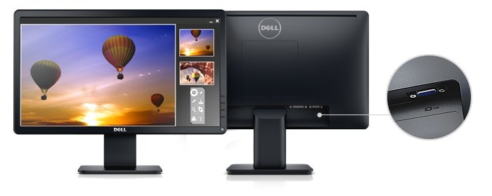"19"" Dell Monitor (Refurbished)"