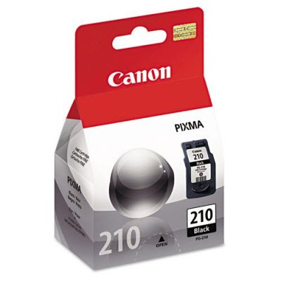 Canon - 210 Black Ink Cartridge