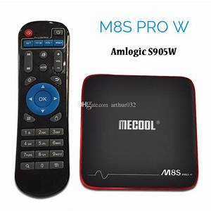 Android Media Player -Mecool M8S