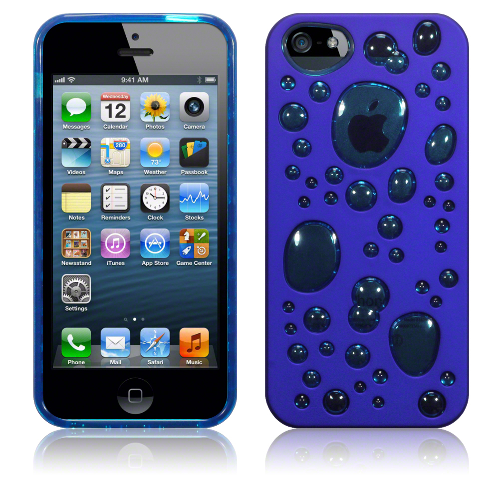 Iphone 4 Bubble Case