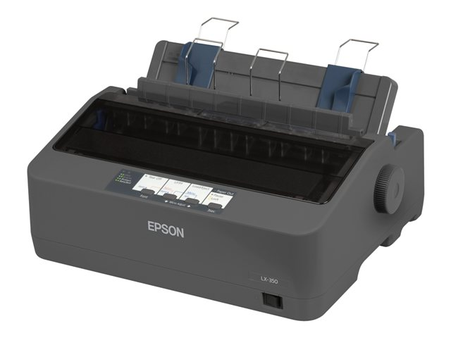 Epson LX 350 - Printer - monochrome