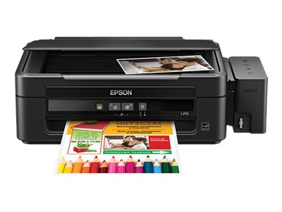 Epson L210 - Multifunction printer - color