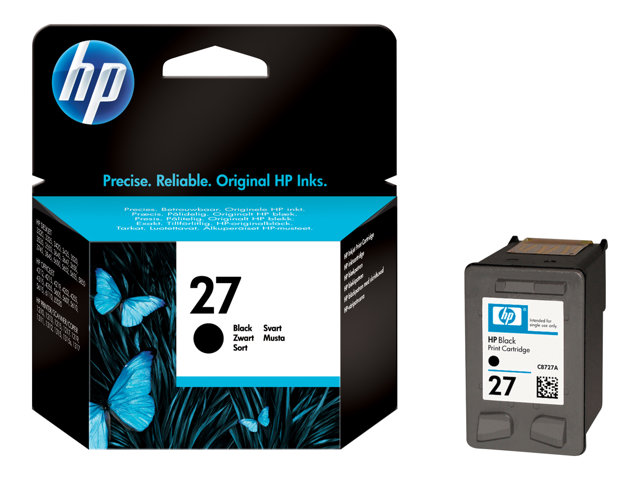 HP 27 - Black - original