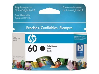 HP 60 - Black - original
