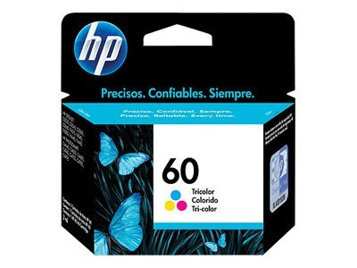 HP 60 - Color (cyan, magenta, yellow) - original