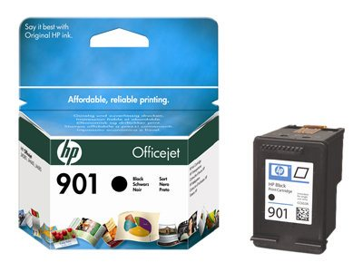 HP 901 - Black - original