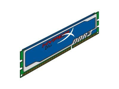 Kingston HyperX blu - DDR3 - 4 GB