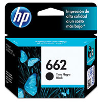 HP 662 - Black - original Ink Cartridge