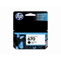 HP 670 - Black - original