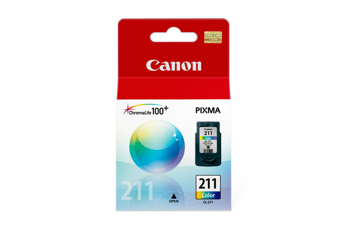 Canon - 211 Color Ink Cartridge