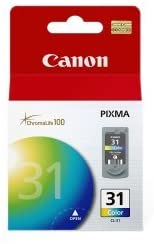 Canon - 31 Color Ink Cartridge