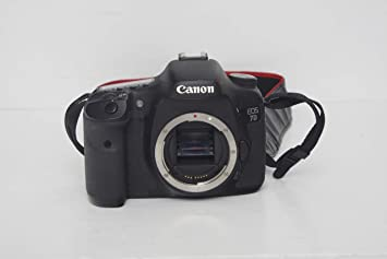 Canon EOS 7D 18 MP Digital SLR Camera - Body Only (Pre-Owned)