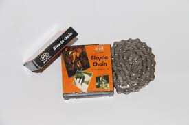 "DTO Bicycle Chain (1/2"" * 1/8"" *114L)"