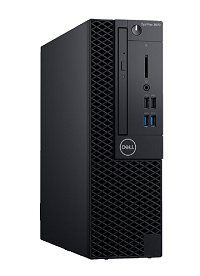 Dell OptiPlex 3070 - MLK – SFF Desktop