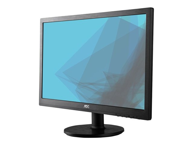 AOC e1660Sw - LED monitor - 16""