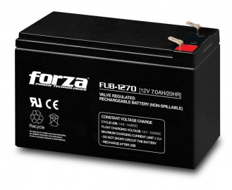 Forza FUB - 1270 UPS Battery 12V 7.0Ah