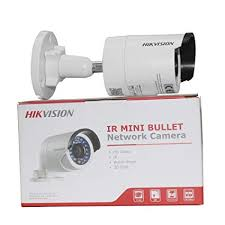 HIKVISION IR Mini Bullet Network Camera