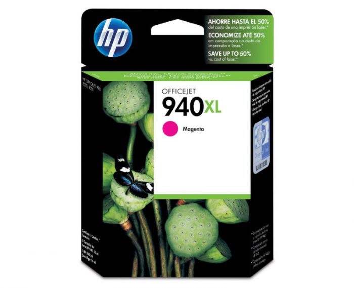 HP 904 XL - Magenta Ink Cartridge