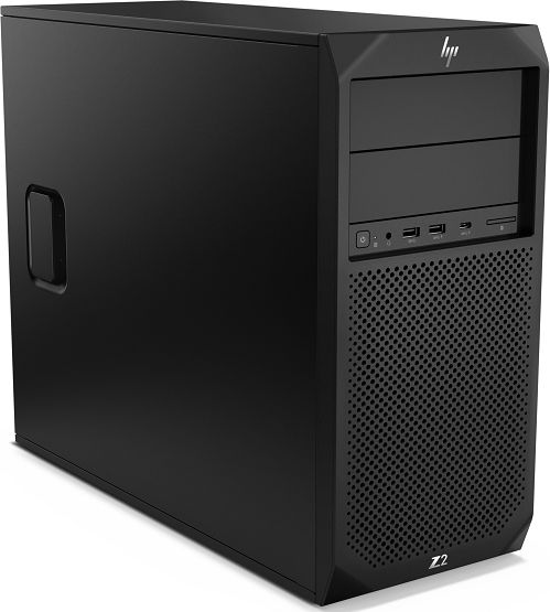 HP Workstation Z2 G4 - MT - 1 x Core i7 8700 / 3.2 GHz Desktop