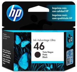 HP 46 - Black - original