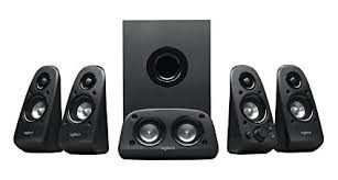 Logitech Z-506 - Speaker system - For PC