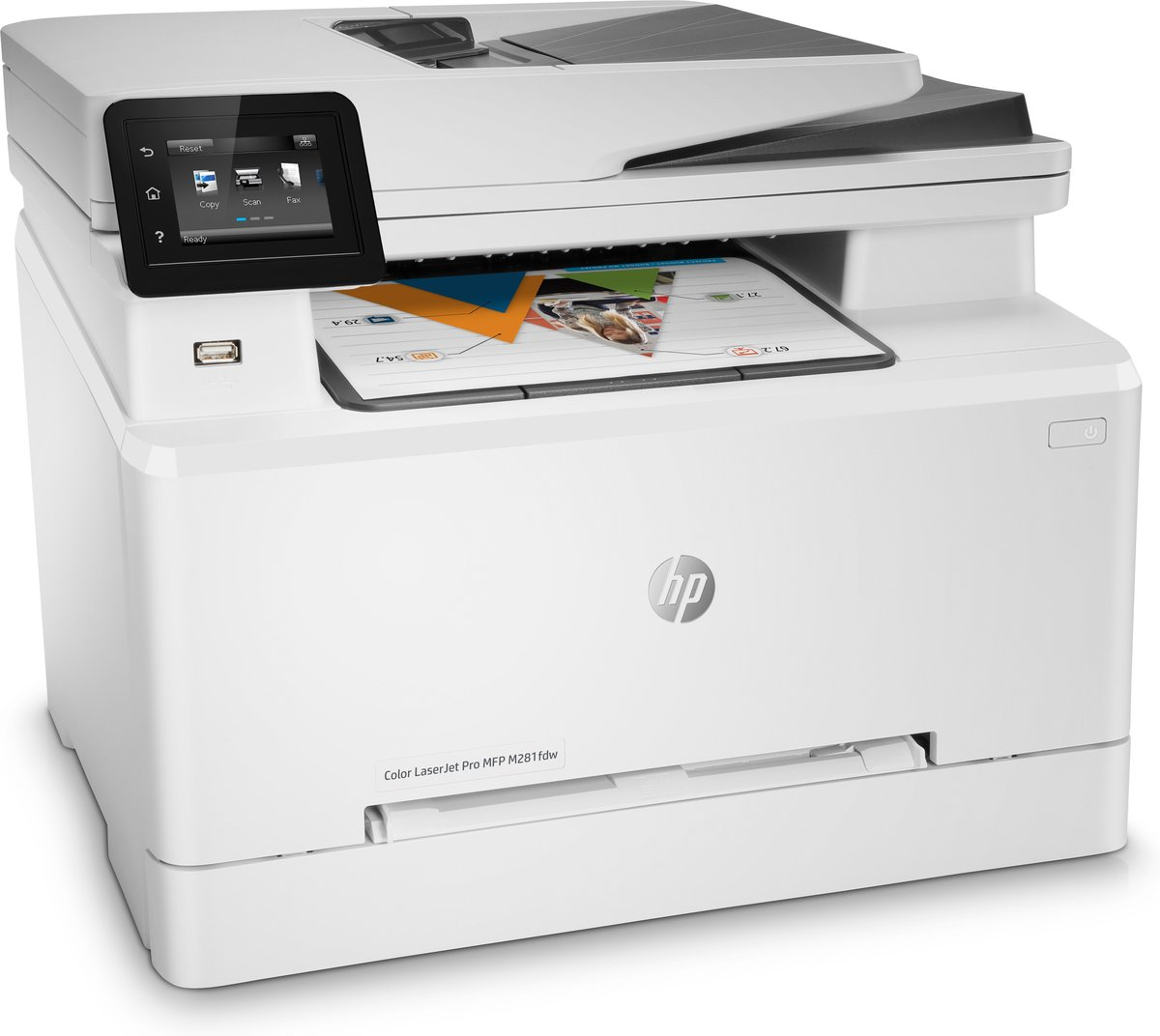 HP Color LaserJet Pro MFP M281fdw - Multifunction printer