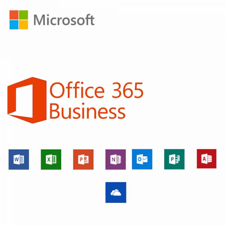 Office 365 Business (1 Year Subscription)