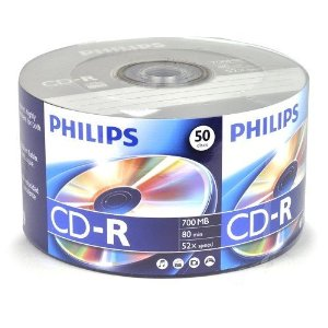Phillips CD-R Blank Disk 700MB
