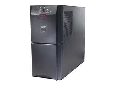 APC Smart-UPS 3000VA USB & Serial - UPS - AC 120 V