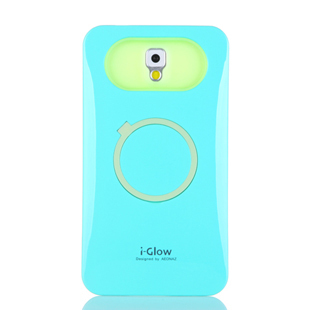 SAMSUNG GALAXY NOTE N9000 IGLOW CASE