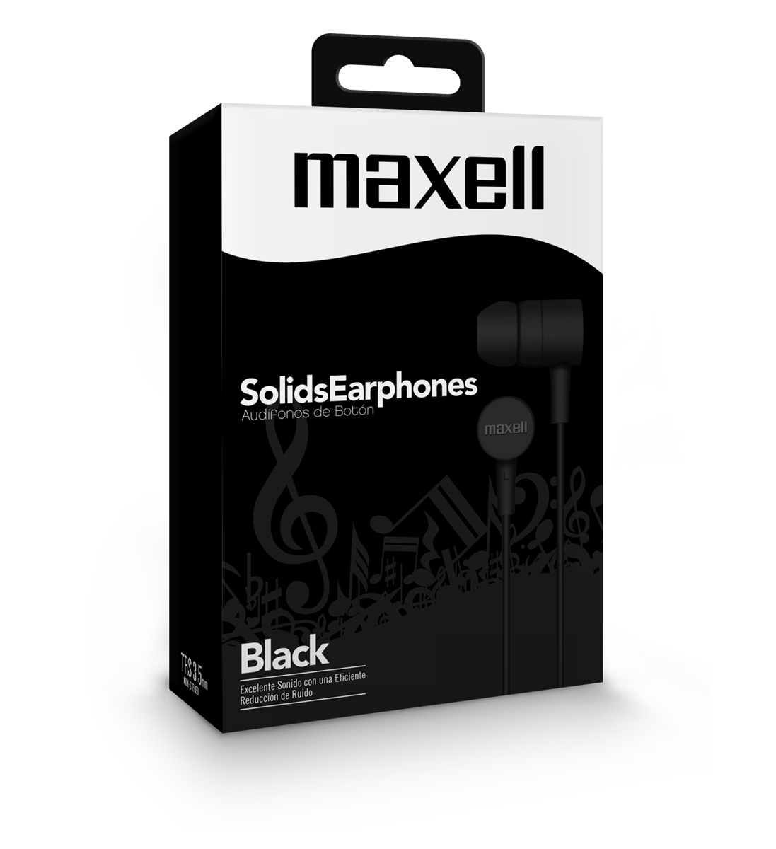 MAXELL SOLIDS EARPHONES