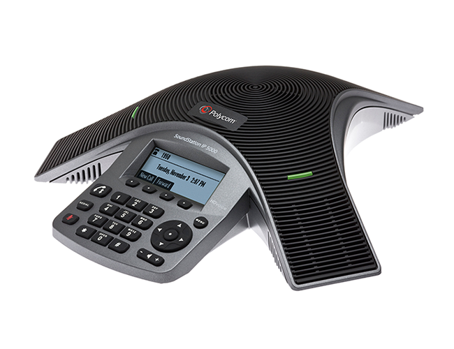 SoundSolution IP 5000 Full Duplex Conference Phone