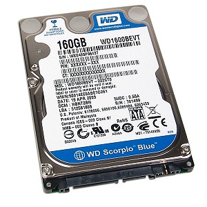 Western Digital 160GB SATA
