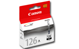 Canon - 126 Black Ink Cartridge