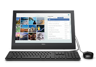 Dell Inspiron 20 3000 Series