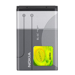 NOKIA BL5C BATTERY